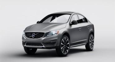 Volvo Cars, al Salone di Detroit debutta la berlina S60 Cross Country