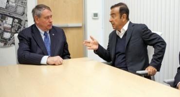 Nissan e la NASA: insieme per lo sviluppo di veicoli a guida autonoma