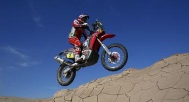 Dakar: è il pilota del Team HRC, Paulo Gonçalves, a vincere la settima tappa