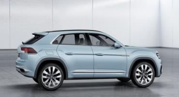 Volkswagen Cross Coupe GTE, presentato al 2015 North American International Auto Show