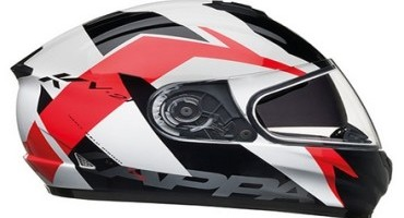 Kappa presenta il nuovo Casco KV21 Toledo: qualità, sicurezza e prezzo contenuto