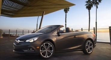 Buick Cascada al NAIAS 2015: sviluppata in Germania e costruita in Polonia