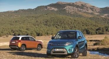 """Suzuki: """"Chi prima arriva meglio alloggia"""", l'esclusiva offerta dedicata alla nuova VITARA"""