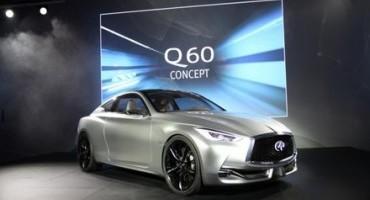 Infiniti rivela a Detroit la Concept Q60