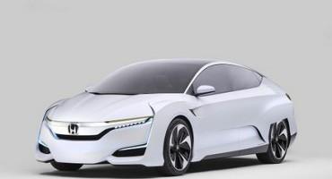 Honda, in Nord America presentata la futura generazione di FCV Concept
