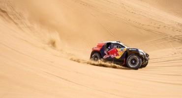 Daka, Cyril Despres su Peugeot ottiene il suo miglior risultato