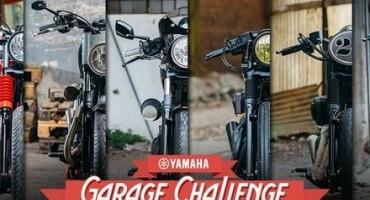 """Concorso Yamaha """"'XV950 GARAGE CHALLENGE': scegli e vota la tua special preferita"""
