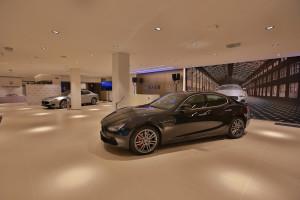 Inaugurazione TridenteClub_Maserati Ghibli