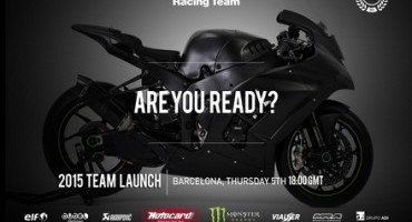 WSBK, Kawasaki Racing Team 2015, presentation draws great interest