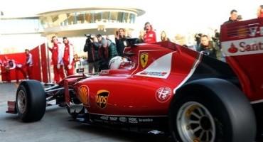 Formula 1, Scuderia Ferrari: chiusa la prima giornata di test a Jerez per la SF15-T