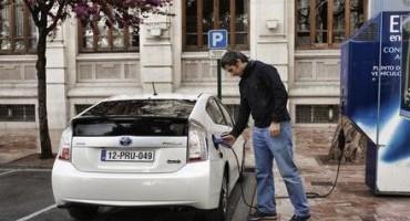 Toyota Motor: ai Comuni di Perugia e Assisi una Prius Plug-in per promuovere la mobilità sostenibile nei centri urbani