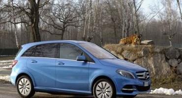Mercedes-Benz Electric: generazione HYBRID