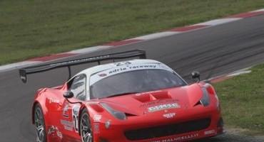 ACI Sport, Italiano GT 2015, nell'arena anche il Team Malucelli con due Ferrari 458 GT3