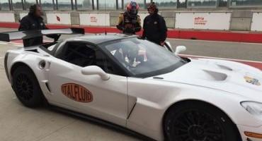 ACI Sport, Italiano GT 2015, al via anche la Corvette Z06R GT3 del Team Solaris Motorsport