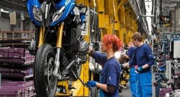 BMW Group, lo stabilimento di Berlino inizia la produzione della nuova R 1200 RS