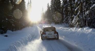 Polo R WRC, i piloti del Team VW pronti per il Rally di Svezia, l'unico interamente su neve e ghiaccio.