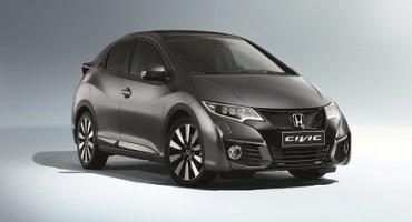 Honda rinnova la nuova gamma Civic, berlina e Tourer