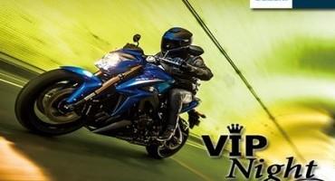 Suzuki Vip Night, il calendario degli eventi dedicati alle nuove GSX-S1000 ABS e GSX-S1000F ABS