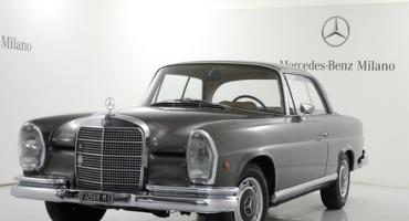 Ad Automotoretrò 2015, l'usato garantito Mercedes-Benz