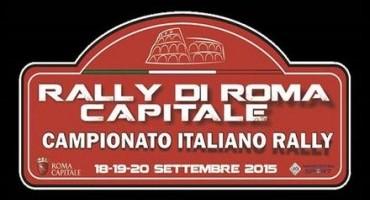 ACI Sport, Italiano Rally, la tappa di Roma Capitale sarà su asfalto