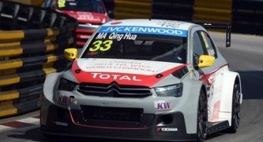 Ma Qing Hua to race full Fia WTCC season with Citroen Racing!