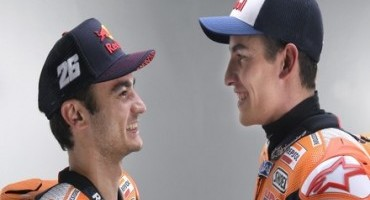 Repsol Honda, Marquez and Pedrosa Official 2015 photos