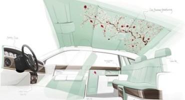 Ginevra Motor Show 2015, Rolls Royce presenta Serenity