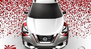 Kicks Concept , da Nissan in omaggio alla tradizione del Carneval