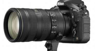 Nikon D810, la prima reflex progettata per l'astrofotografia