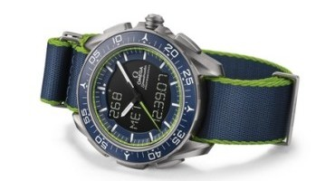Omega Orologi presenta il nuovo Speedmaster Skywalker X-33 Solar Impulse Limited Edition