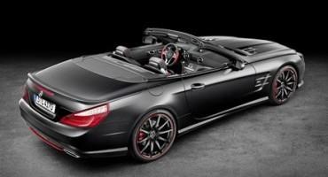 Mercedes_Benz: una SL Special Edition 'Mille Miglia 417' per il 60° anniversario