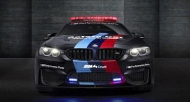 BMW Motorsport, fino al 2020 è Auto ufficiale del MotoGP