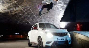 Nissan e DC Shoes lanciano Juke Nismo RS