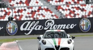 Un Contest per disegnare la livrea della Safety Car Alfa Romeo 4C, impegnata nel Mondiale SBK
