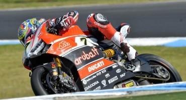Ducati Superbike Team, ultimo giorno di test a Phillip Island per Chaz Davies