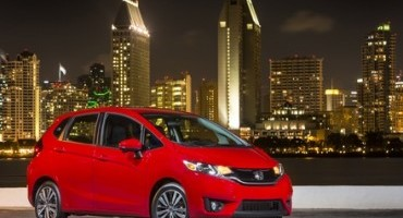 Honda Fit Achieves Highest Overall Vehicle Score from the National Highway Traffic Safety Administration