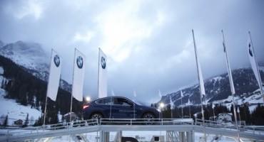 """BMW, in Alta Badia con il """"BMW xDrive Experience"""""""