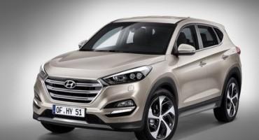 Nuova Hyundai Tucson: design e tecnologia d'avanguardia per il nuovo C-SUV