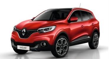 Salone dell'Auto di Ginevra 2015, Renault presenta Kadjar, il suo primo crossover di segmento C