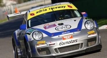 ACI Sport, Italiano GT, i colori di Ebimotors anche nella classe GT Cup
