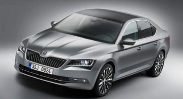 Nuova Škoda Superb: il futuro è alle porte
