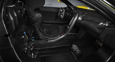 McLaren P1™ GTR to show its limited production form in Geneva
