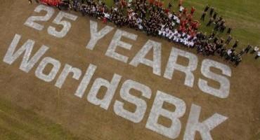 WSBK – WSS: festeggiamenti per il 25° anniversario di Phillip Island in WorldSBK