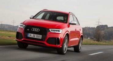Audi completa l'offerta del SUV compatto Q3