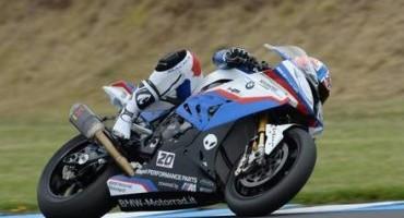 WSBK, Phillip Island, Team BMW Motorrad Italia: significativi miglioramenti nelle prove cronometrate