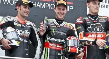 WSBK, Brilliant First Race Win For Championship Leader Rea