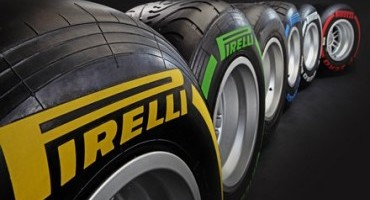 Pirelli announces tyre nominations for first four grands prix of 2015 season