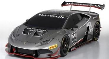ACI Sport, Italiano GT, nella GT Cup presenti anche gli iscritti del Lamborghini Huracàn Super Trofeo