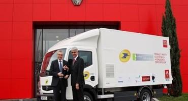 La Poste e Renault Trucks: avviata sperimentazione di veicoli con alimentazione a Idrogeno