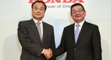 Honda Motor Co., Ltd. Announces New President & CEO